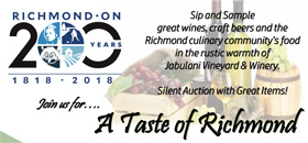 A Taste of Richmond - May 25